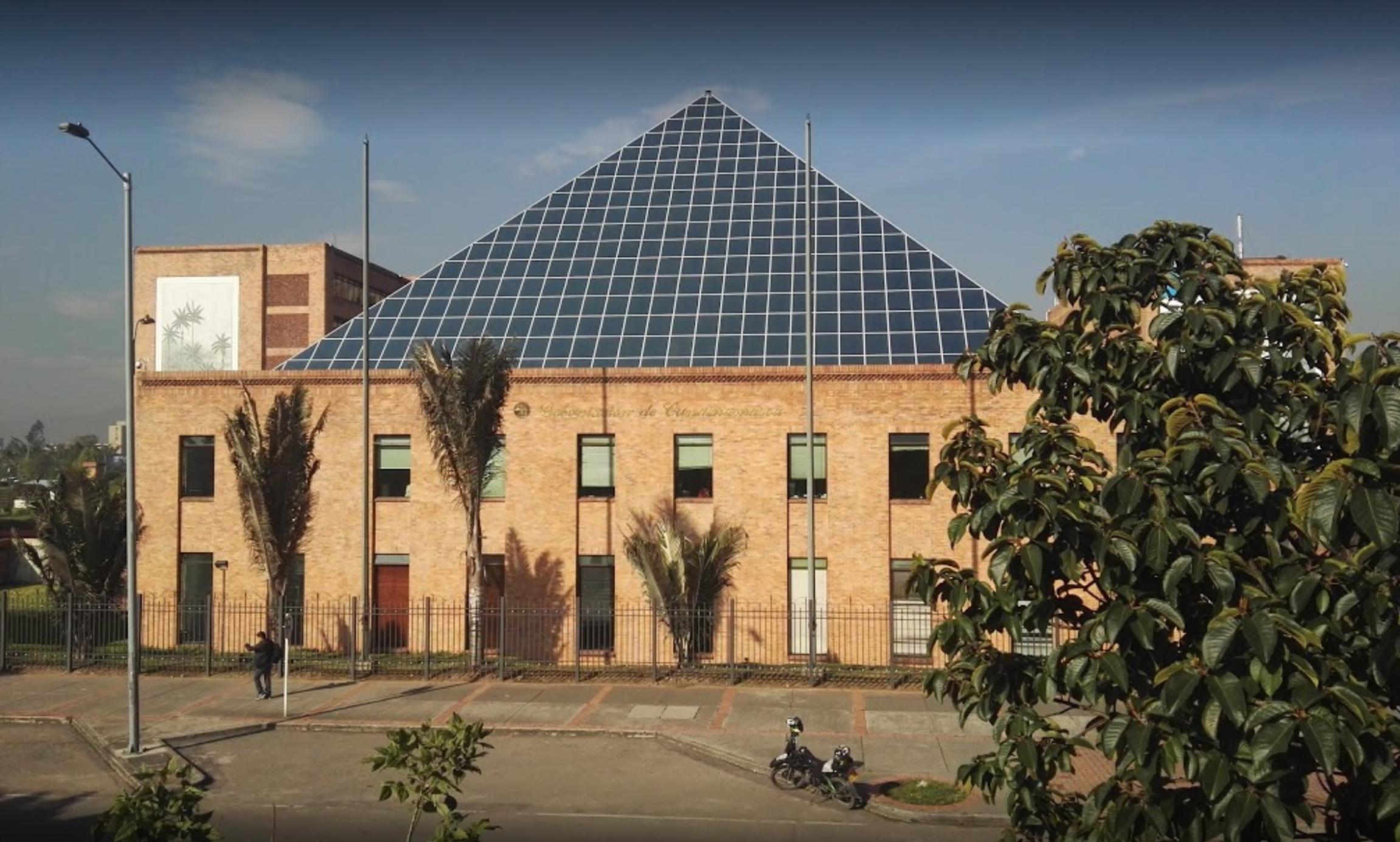 Sede Gobernación De Cundinamarca