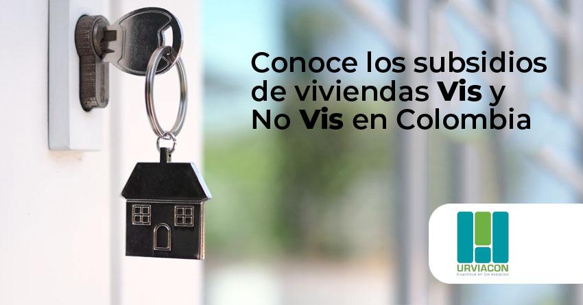 Img Articulo Subsidios de vivienda VIS y No VIS del Gobierno Colombiano
