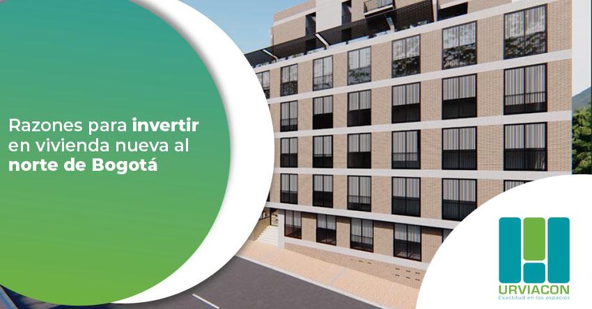 Articulo Razones para invertir en vivienda nueva al norte de Bogota
